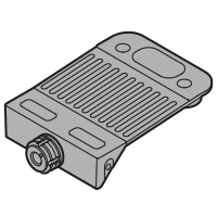 Стабилизатор фасада LEGRABOX/дна, eXPANDO T, темно-серый