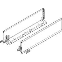 Царги LEGRABOX, высота K (128,5 мм), НД=600 мм, левая и правая